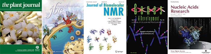 Various Journal Covers