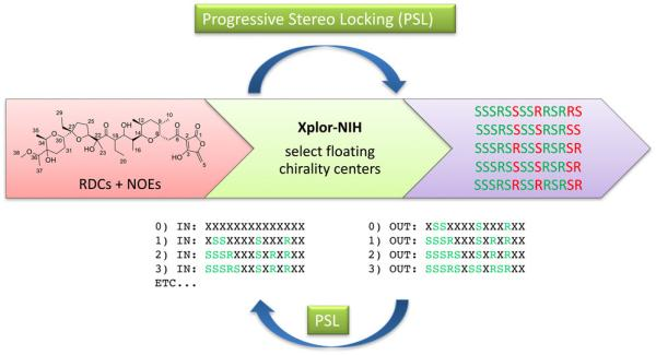Progressive Stereo Locking
