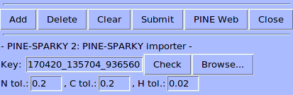 pine sparky 2